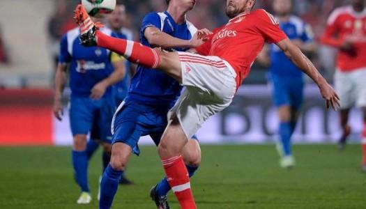 Vianense – Benfica, 1-2 (destaques)