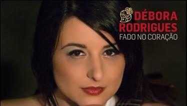 Débora Rodrigues lança álbum