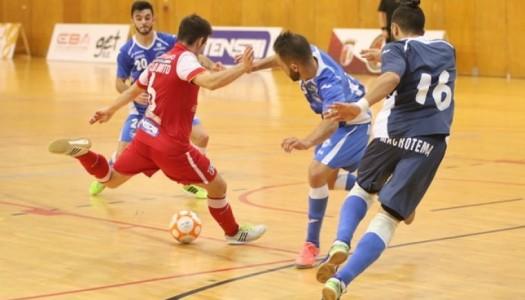 SC Braga/AAUM volta às vitórias