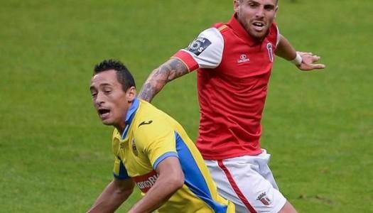 SC Braga empata com o Arouca