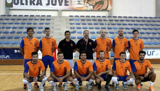 Oliveirense estreia-se com vitória frente ao Juventude Viana