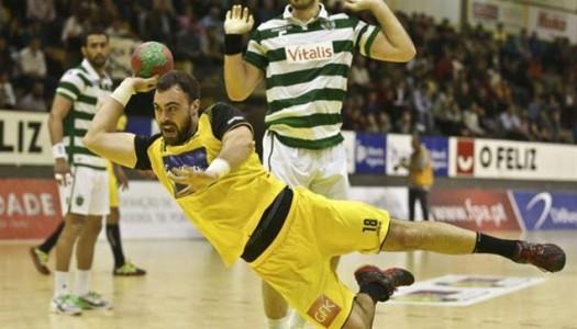 ABC/UMinho derrota Sporting