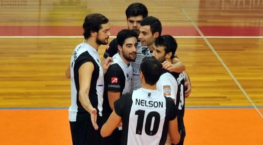 Voleibol do Vitória SC com nova derrota