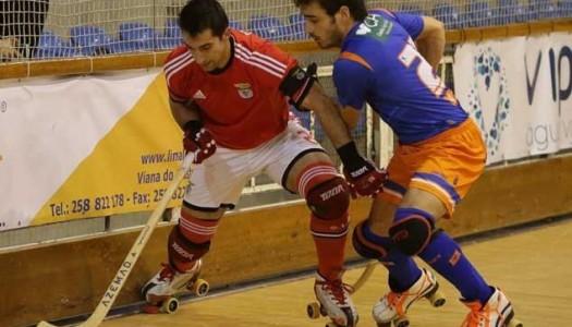 Juventude de Viana perde contra o Benfica