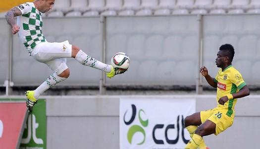 Moreirense conquista primeira vitória no campeonato