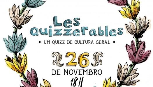 Núcleo de Estudantes de LLE apresenta Les Quizzerables