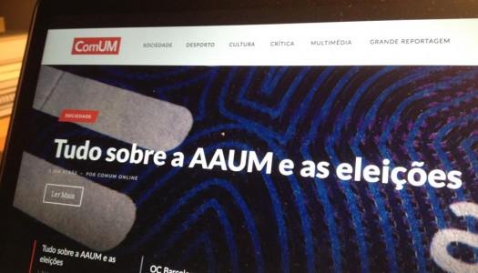Reportagens do ComUM em votação para os Prémios de Ciberjornalismo 2015