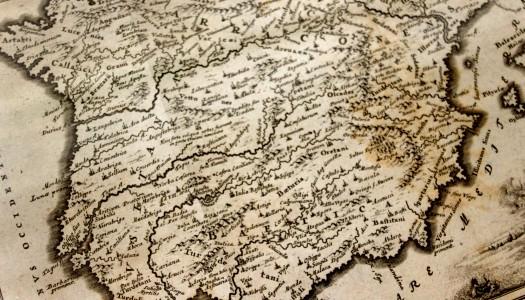 Seis séculos de Cartografia expostos na Reitoria da UM