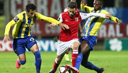 SC Braga vence na Madeira