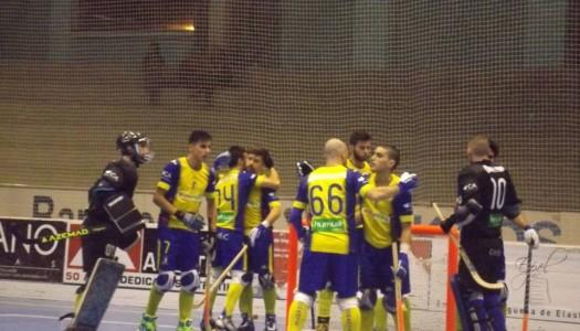 OC Barcelos volta as vitórias