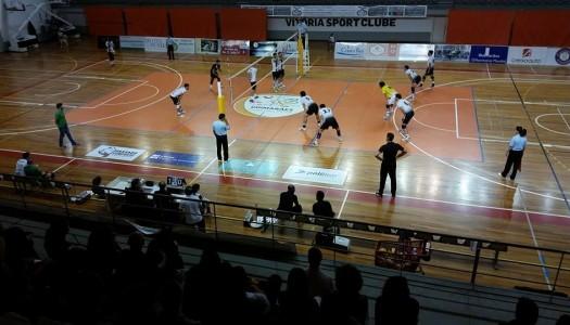 Vitória SC regressa às vitórias