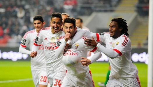 SC Braga – Benfica, 0-2 (destaques)