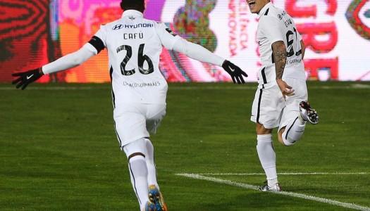 Vitória SC regressa aos triunfos