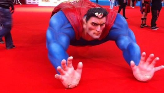 Comic Con abre com chave de ouro