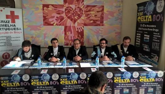 Azeituna associa-se à Cruz Vermelha na véspera de mais um CELTA