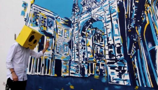 """Jack Soul Deans: """"A arte urbana é uma paixão"""""""