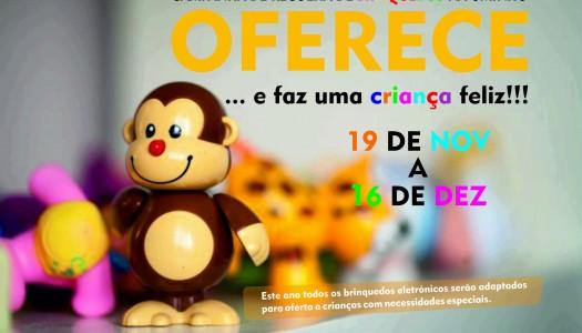 Campanha de Recolha de Brinquedos na UMinho