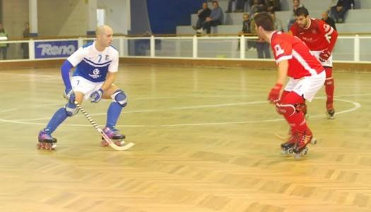 HC Braga vence AE Física em jogo difícil