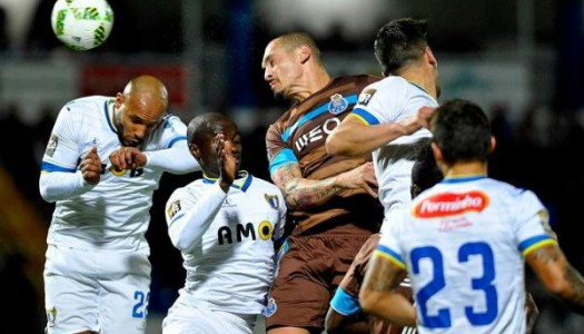 Famalicão vence e elimina FC Porto