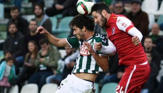 SC Braga empata em Setúbal