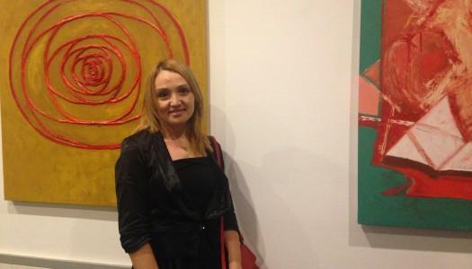 """Alina Palamarciuc: """"Um artista nunca é só arte"""""""