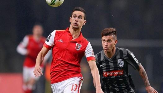 SC Braga – Vitória SC, 3-3  (destaques)
