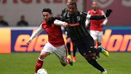 SC Braga e Vitória SC empatam num dérbi intenso