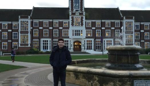 Loughborough, the beginning of the UK Tour