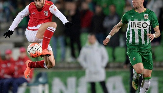 SC Braga empata nos Arcos e está no Jamor