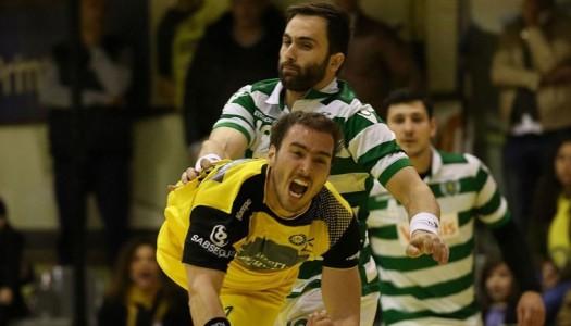 ABC vence Sporting CP e iguala meia final