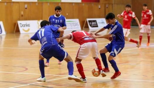 SC Braga/AAUM e Gualtar empatam no derby