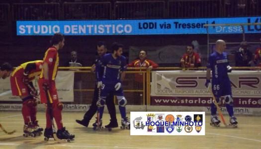 OC Barcelos elimina Lodi da Taça CERS