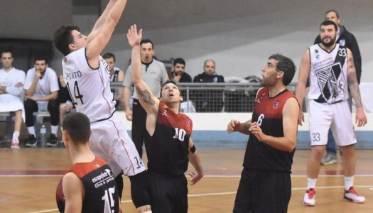 Vitória SC vence Maia Basket e lidera grupo B