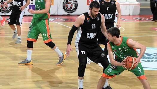 BC Barcelos empata a eliminatória com a Ovarense