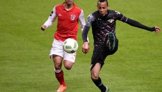 SC Braga e Moreirense empatam a uma bola