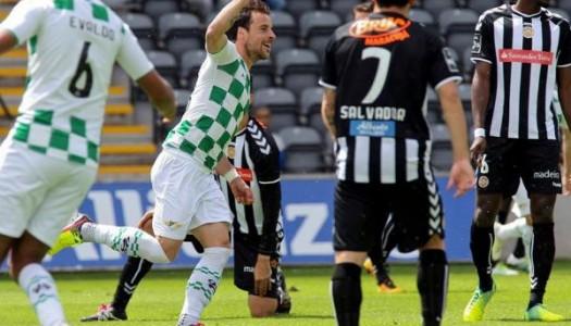 Moreirense vence Nacional com um golo madrugador