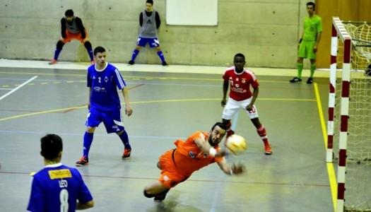 Gualtar perde com o Benfica pela margem mínima