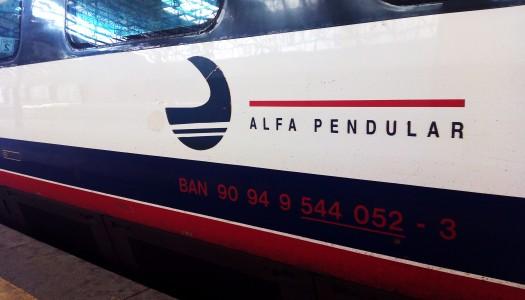 Alfa Pendular vai ligar Guimarães a Lisboa