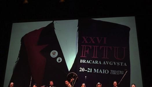 Ritmos latinos marcam a primeira noite do XXVI FITU Bracara Augusta