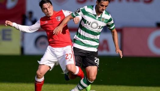 SC Braga 0 – 4 Sporting (destaques)
