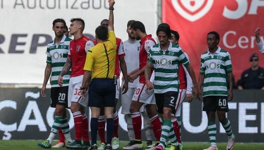 SC Braga goleado antes do Jamor