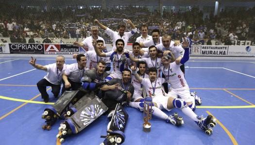 OC Barcelos vence a Taça CERS