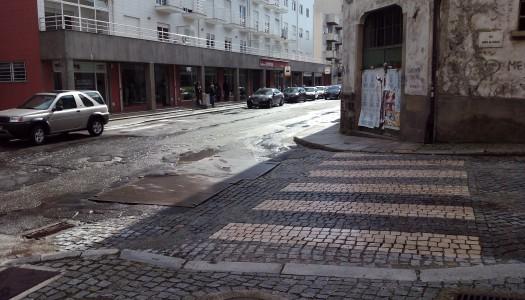 Rua Nova de Santa Cruz vai ser intervencionada