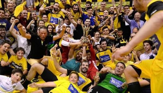 ABC/UMinho é campeão nacional de andebol
