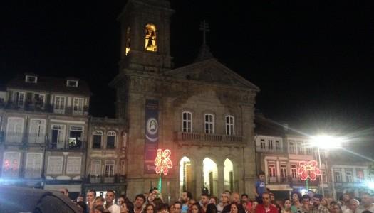 Multidão regressa a Guimarães para mais uma Marcha