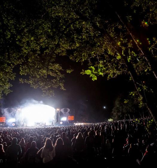 Festivais de verão eventos-piloto