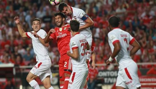 SC Braga deixa escapar liderança do campeonato