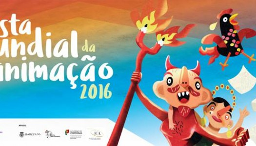 Barcelos recebe a 15.ª Festa Mundial da Animação