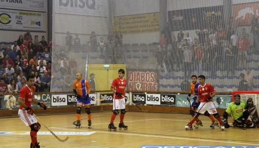 Juventude de Viana perde com Benfica