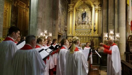 Sé Catedral enche-se de melodias da Holanda